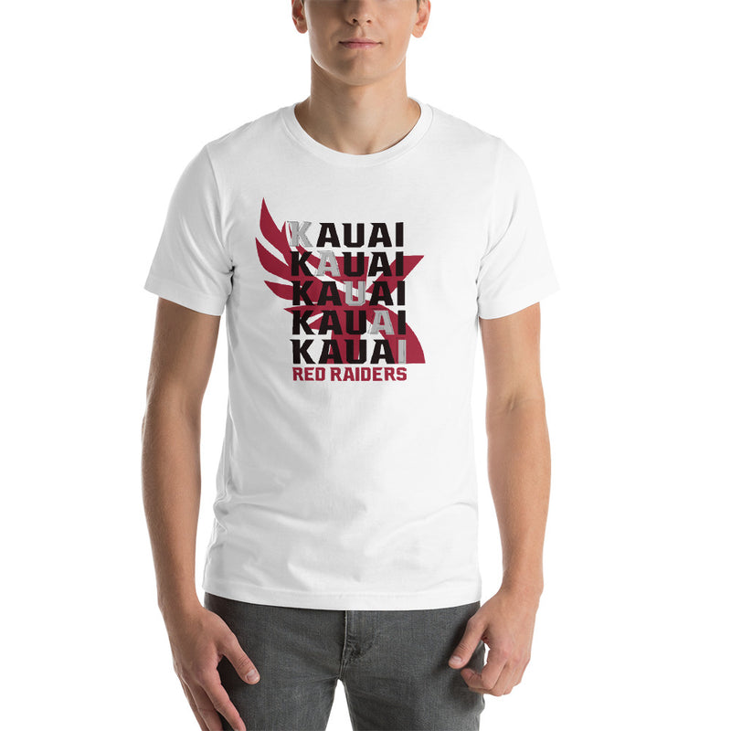 Kauai Red Raiders - Premium Short-Sleeve T-Shirt