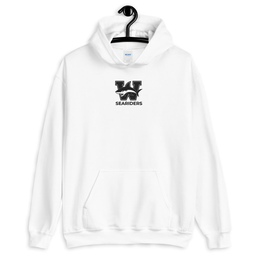 Waianae Seariders - Embroidered Hoodie