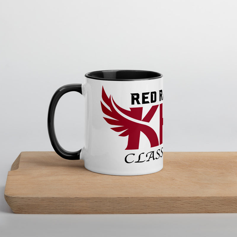 Kauai Red Raiders - Class of '65 - Colored Mug