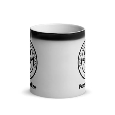 Special Operations Command Pacific (SOCPAC) - Glossy Magic Mug - Personalized