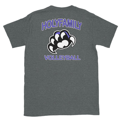 HOLY FAMILY CATHOLIC ACADEMY (HFCA) - 2019 GIRLS VOLLEYBALL BOOSTER T-SHIRT
