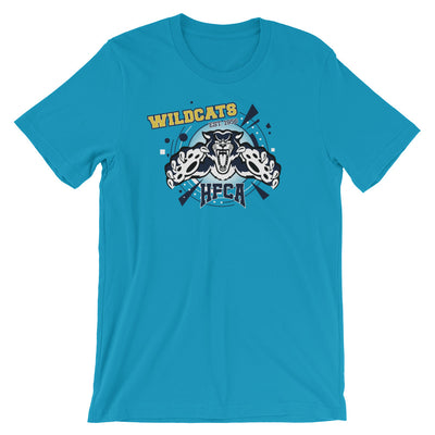 "Holy Family Catholic Academy (HFCA) - ""Wildcat Pride"" - Short-Sleeve T-Shirt"