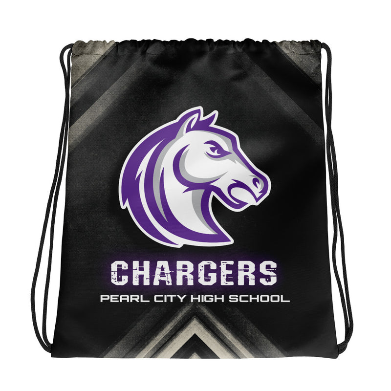 Pearl City - Chargers - Drawstring bag