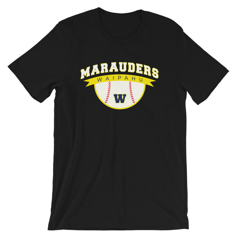 Marauders Baseball - Short-Sleeve T-Shirt