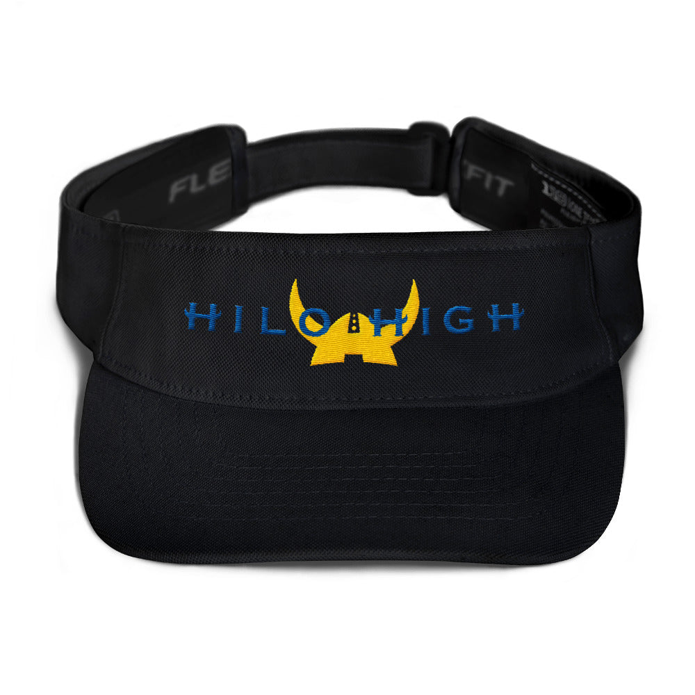 Hilo High - Vikings - Visor