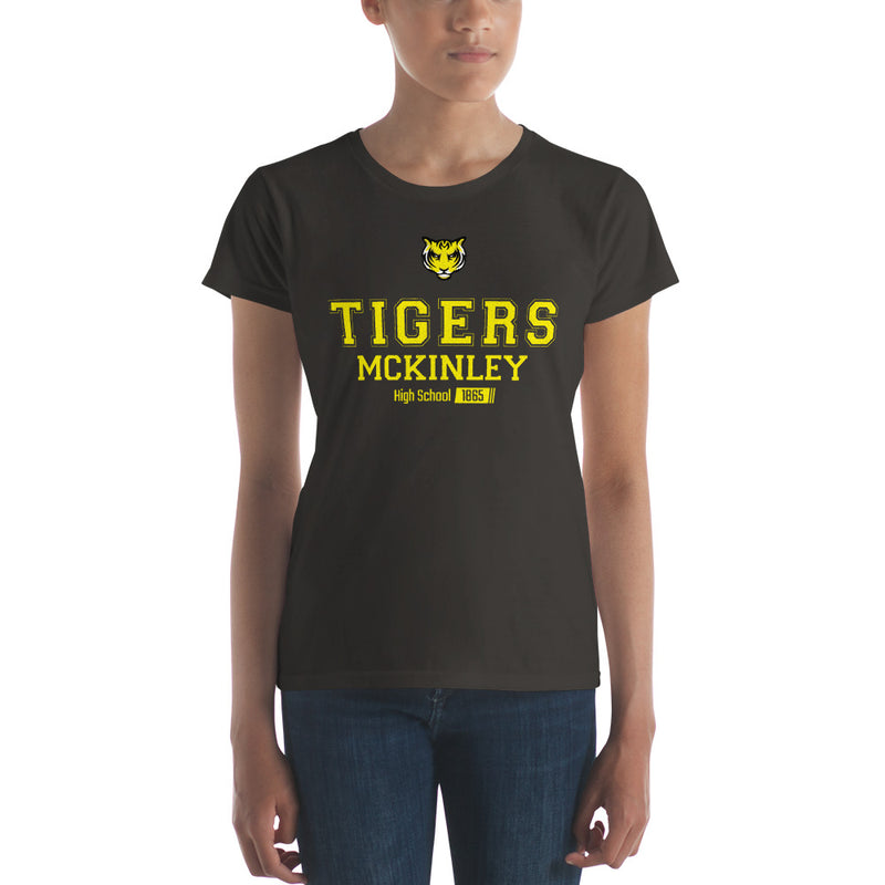 McKinley Tigers - Women's Short Sleeve T-Shirt