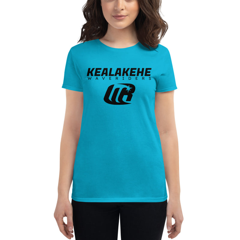 Kealakehe Waveriders - Women's Short Sleeve T-Shirt
