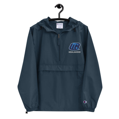 Kealakehe Waveriders - Embroidered Champion Packable Jacket