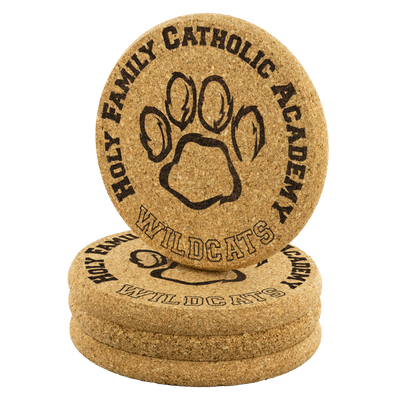Holy Family Catholic Academy - Cork Coasters
