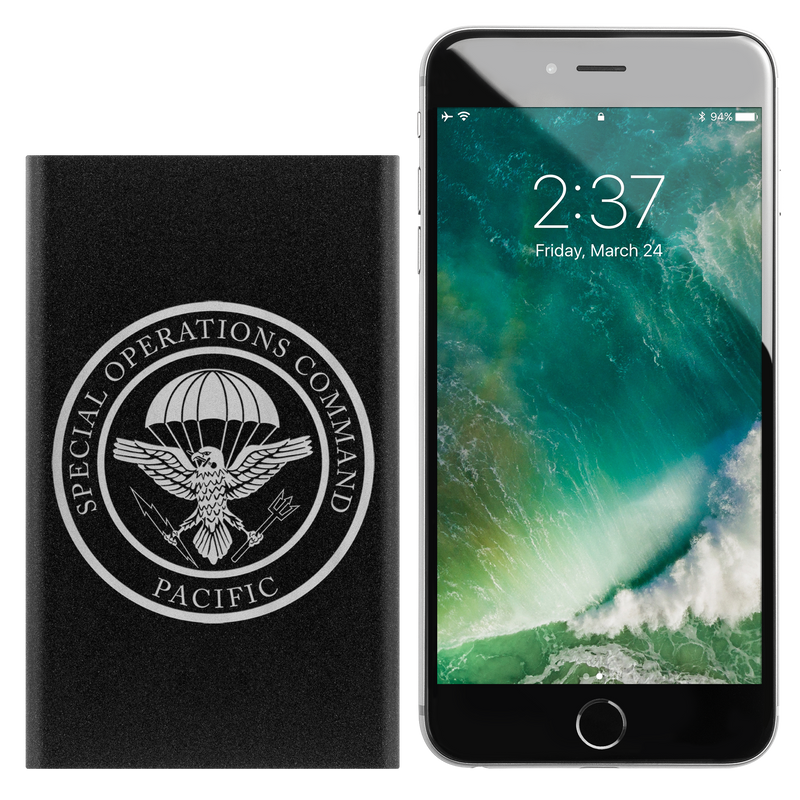 Special Operations Command Pacific (SOCPAC) - Power Bank