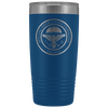 Special Operations Command Pacific (SOCPAC) - 20oz Laser Etched Vacuum Tumbler