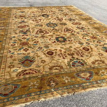"Load image into Gallery viewer, R12: Contemporary Handmade Oushak Style Oriental Rug 13'1"" x 18'8"""