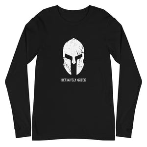 """Spartan"" Unisex Long Sleeve Tee"