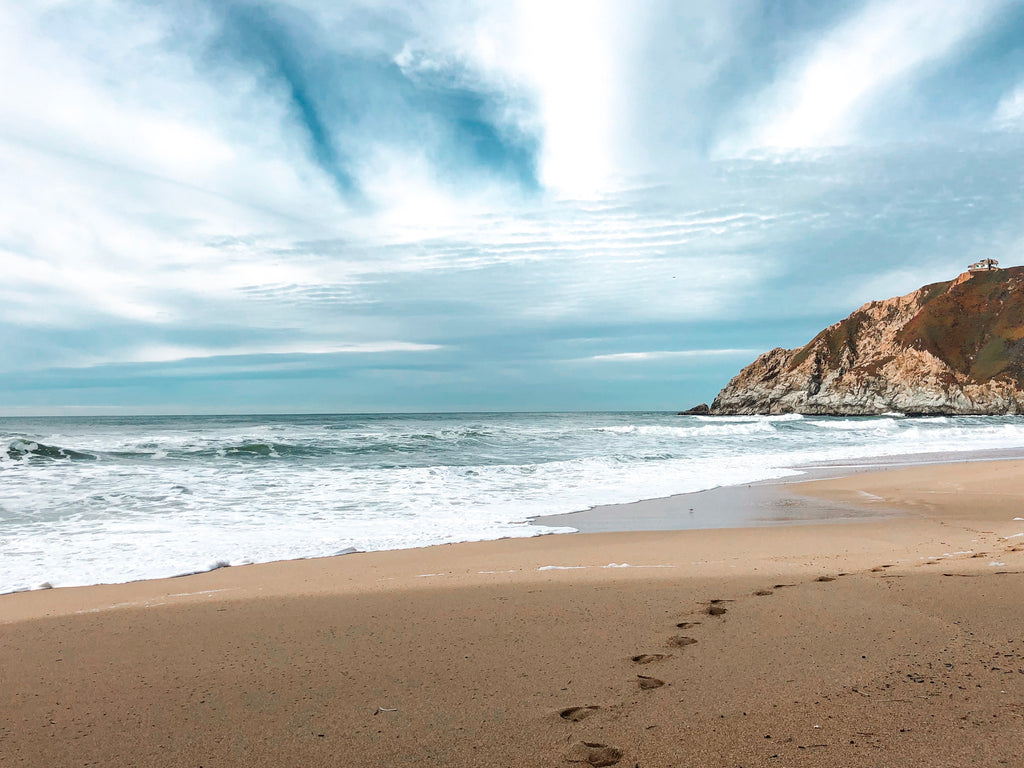 Gray Whale Cove, CA | Itinerary