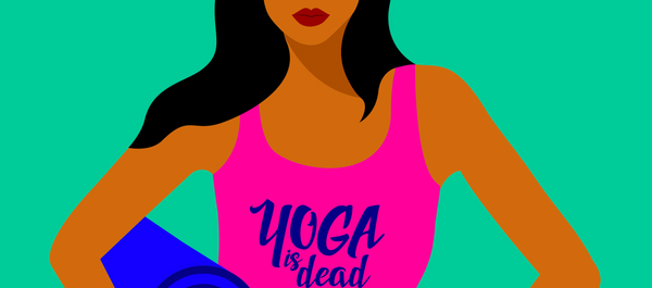 Listen & learn - White women killed yoga