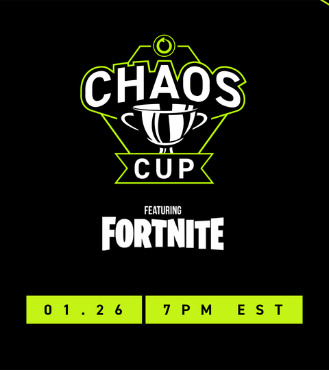 Chaos Cup - $1,500 Invite Fortnite Tournament with West Prac