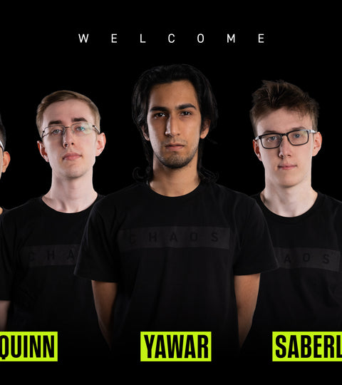 Welcome Quincy Crew to Chaos EC!