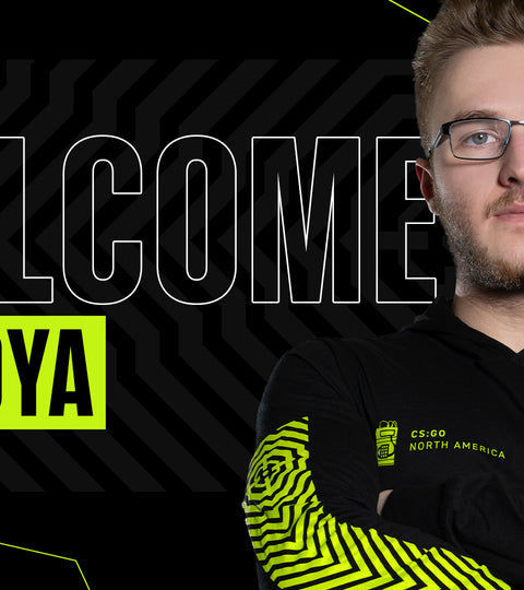"Welcome Owen ""smooya"" Butterfield"