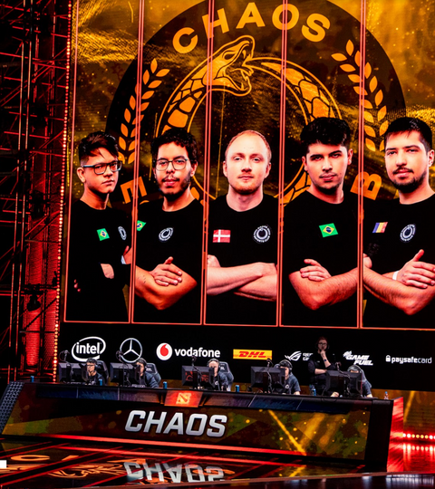 Chaos EC withdraws from ESL Mumbai