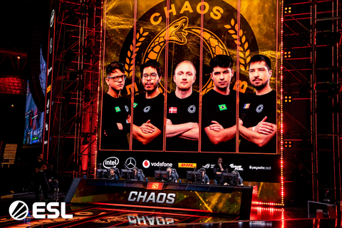Chaos E.C. withdraws from ESL Mumbai