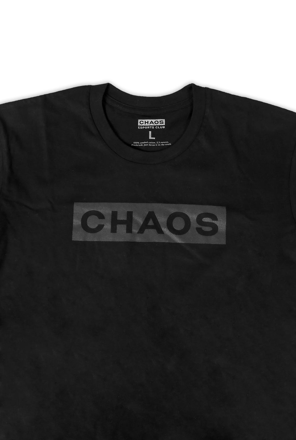 Chaos Stealth Stamp Tee