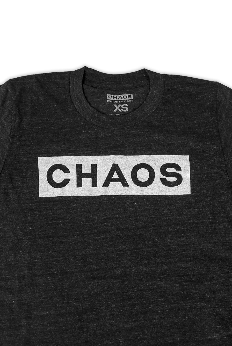 Chaos Tri-Blend Stamp Tee