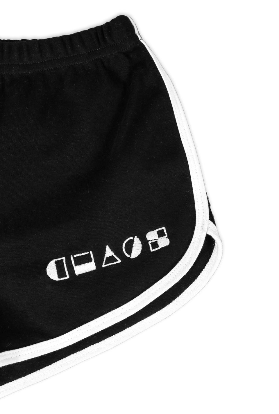 Chaos Shapes Running Shorts