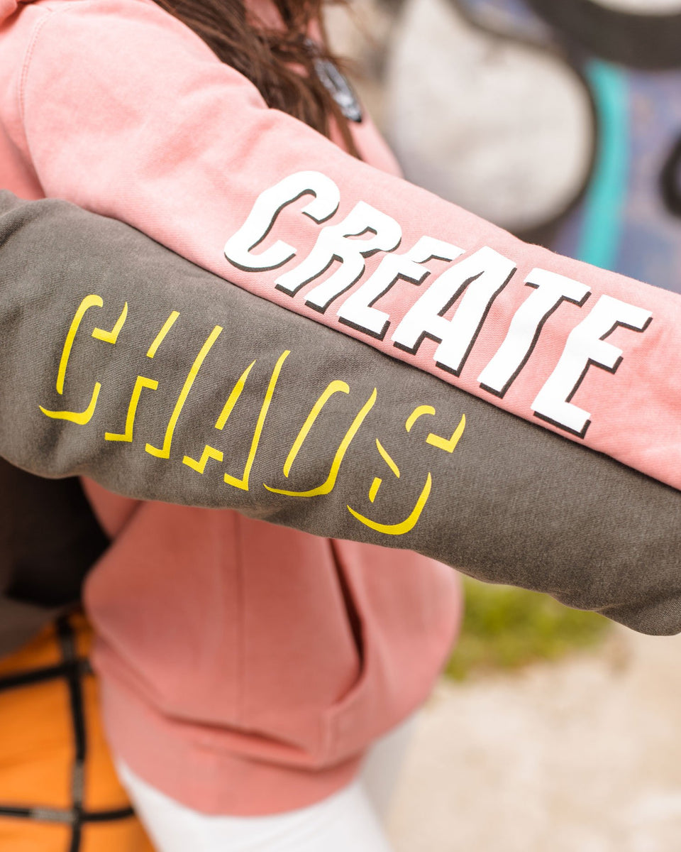 Create Chaos Pullover V1