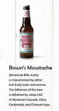 Load image into Gallery viewer, Brick By Brick Bosun's Moustache IPA 330ml LOOSE