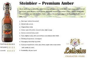 Leikeim Steinbier 500ml LOOSE