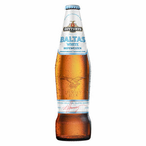 Svyturys Baltas Wheat Beer 500ml LOOSE