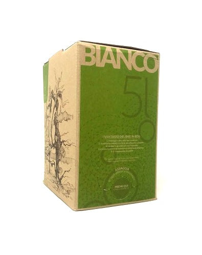 VINO BIANCO BAG IN BOX 5L