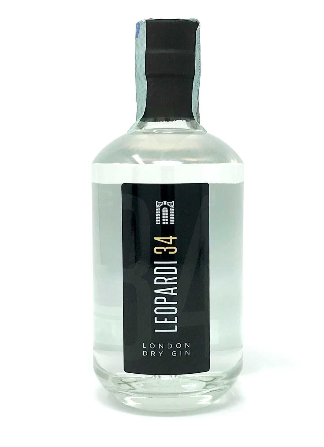 LONDON DRY GIN LEOPARDI 34