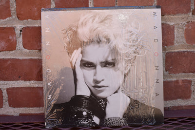 Madonna, Debut, 1983 US Original press, vintage vinyl, record, pop, rock