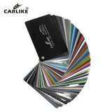 200+ Colors CARLIKE Premium+ Car Wrapping Vinyl New Samples Swatch