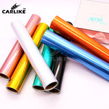 CARLIKE BA-SH-02 Holographic Shimmer Gold Cricut Cutting DIY Craft Vinyl