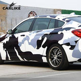 CARLIKE MC-01906 Printed Camouflage Vinyl Car Wrap