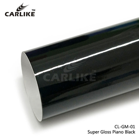 CARLIKE CL-GM-01 Super Gloss Piano Black Vinyl