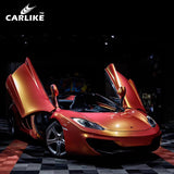 CARLIKE CL-ME-05 Matte Electro Magic Fire Red Vinyl