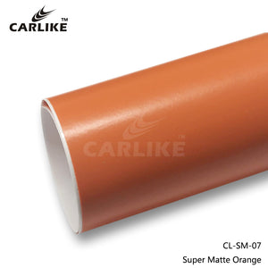 CARLIKE CL-SM-07 Super Matte Orange Vinyl