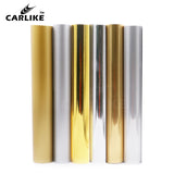 SINO Chrome Metallic Gold Silver Cutting Vinyl