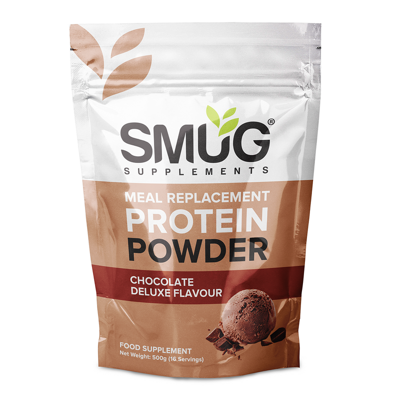 SMUG Protein Powder - Chocolate Deluxe Flavour