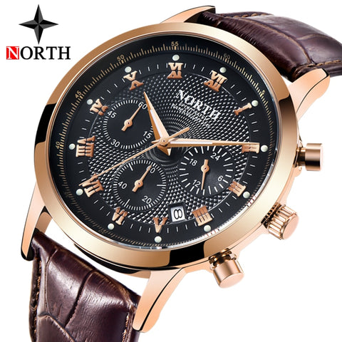 Men's Military Sport Chronograph Watch