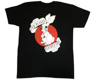 Rabbit Foot Tee - Black