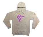 Halo Hooded Sweatshirt - Heather Grey