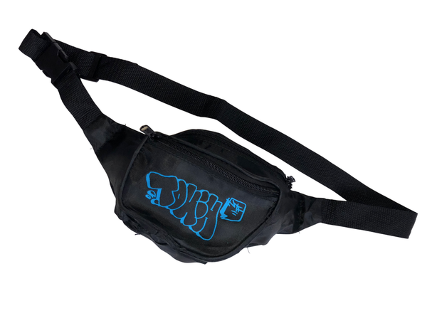 Touch Waist Bag - Black