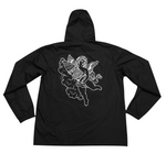 Cherub Hooded Anorak Jacket - Black