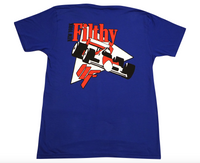 Formula 1 Tee - Royal Blue