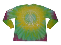 "Trip Wear ""Angles of Attack"" Longsleeve Shirt - Frog Glow"
