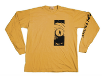 Secret Agent Longsleeve Shirt - Mustard
